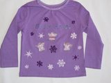 Hand Made! Christmas Snow Angel Shirt for Toddler Girl 24 mos in Plainfield, Illinois