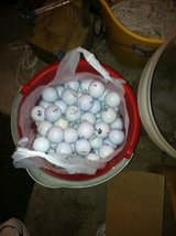 100 ct.  Recycled  Golf Balls, Excellent Quality in Tomball, Texas