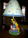Pooh Lamp in Fort Leonard Wood, Missouri