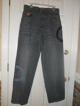 DAVDUCCI Mens Jeans  Size 34  REDUCED in Camp Lejeune, North Carolina