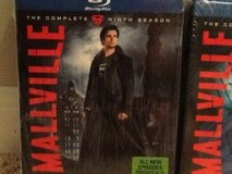 SMALLVILLE - BluRay Collection! in Camp Lejeune, North Carolina