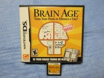 Nintendo DS Brain Age in Lockport, Illinois