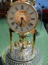 CLEARANCE Howard Miller Anniversary Clock Westminster Melody in Oswego, Illinois