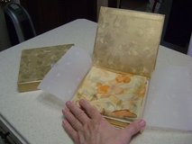 Ladies' Floral Silk Scarf - Gift Boxed in Kingwood, Texas