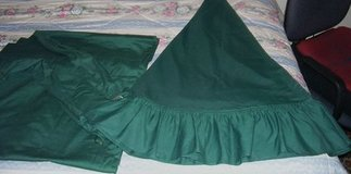 Round Table Cloth and Curtain in Alamogordo, New Mexico