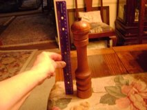 Vintage Wooden Pepper Mill in Houston, Texas
