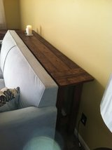 pallet sofa couch table shelf in Camp Lejeune, North Carolina